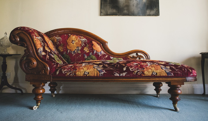 Antique Chaise Restoration