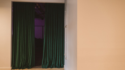 Lush HQ Mood Room Black Out Curtains