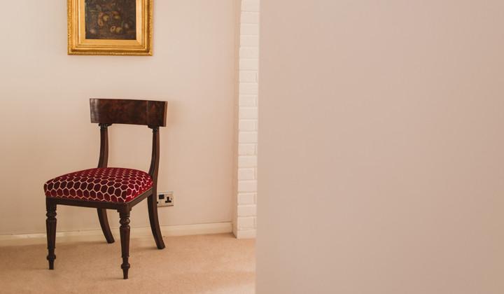 Antique Restoration of Chair