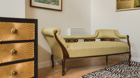 Traditional Restoration of 3 Piece Suite