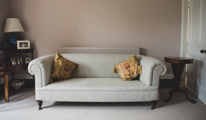 Drop Leaf Sofa