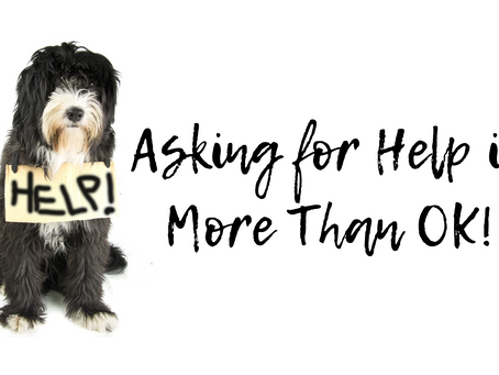 Asking for Help will make you Selfless