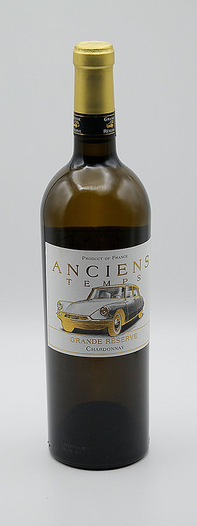 Anciens Temps Grande Réserve Chardonnay