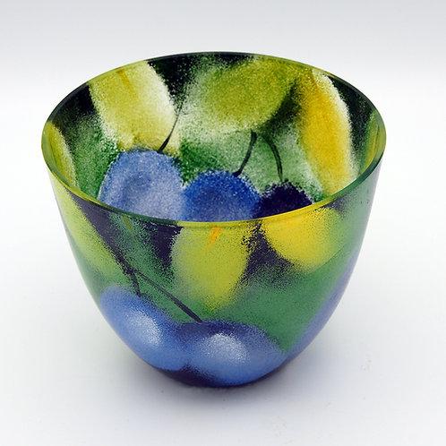 Glasschale von Rainer Metzger