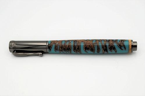 Füller mit Magnetkappe