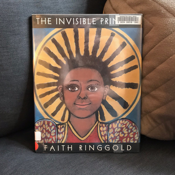 Book Review: The Invisible Princess