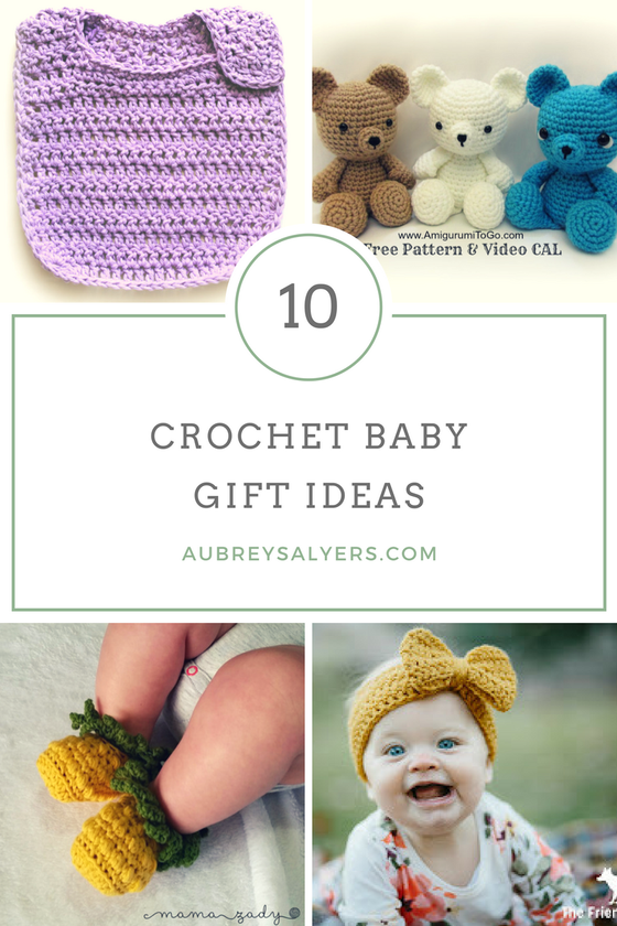 10 Things to Crochet for Babies