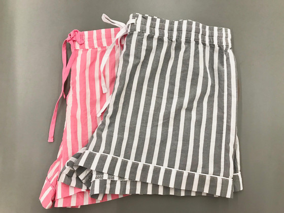 Boutique: Monogrammed Lounge Shorts
