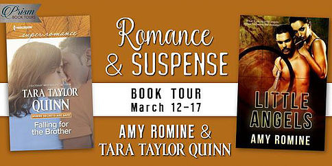 Book Review and Giveaway: FALLING FOR THE BROTHER by Tara Taylor Quinn (Prism Book Tour)