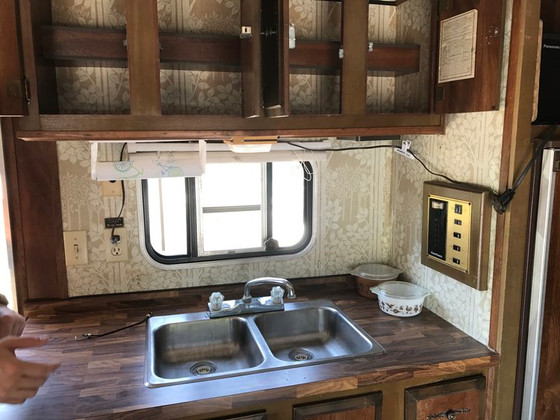 RV Remodel: Part 1