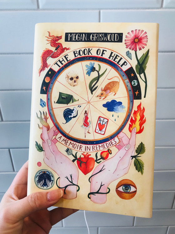 Book Spotlight: THE BOOK OF HELP by Megan Griswold