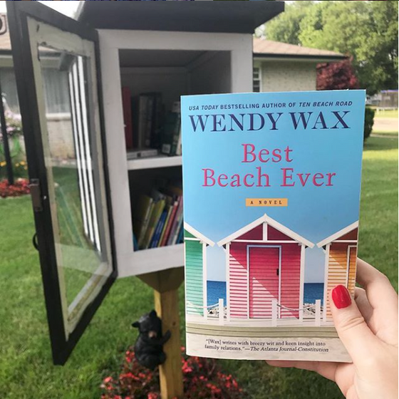 Book Review: BEST BEACH EVER by Wendy Wax
