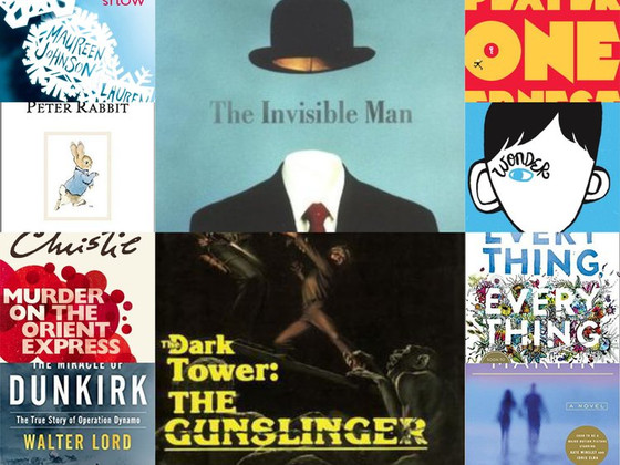 10 Books to Read Before You See The Movie