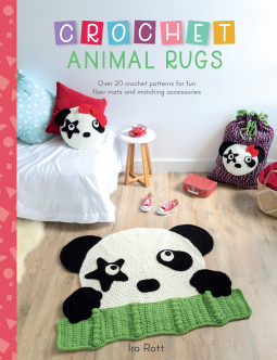 Book Review: Crochet Animal Rugs