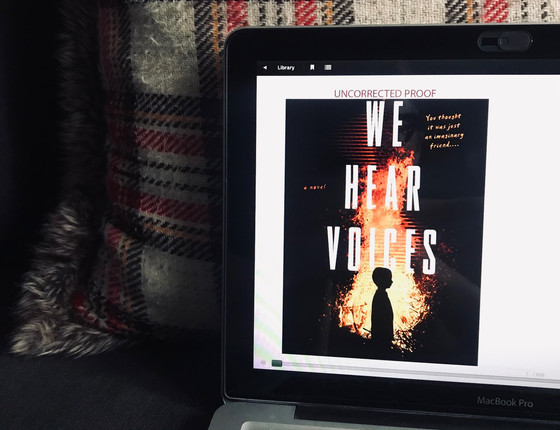 Book Review: We Hear Voices