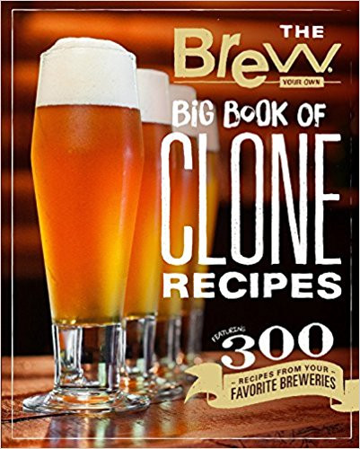 Book Review: The Brew Your Own Big Book of Clone Recipes