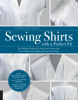 Book Review: SEWING SHIRTS WITH A PERFECT FIT by David Coffin
