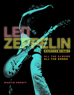 Book Review: LED ZEPPELIN by Martin Popoff