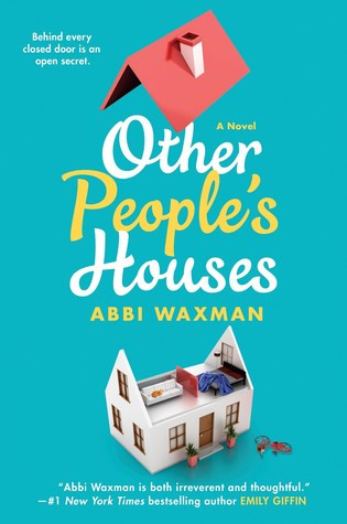 Book Review: OTHER PEOPLE'S HOUSES