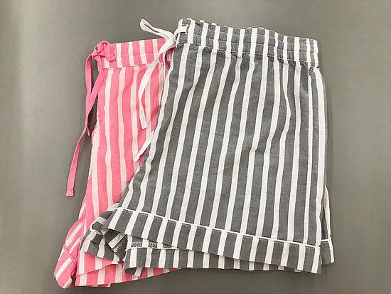 Boutique: Monogrammed Lounge Shorts