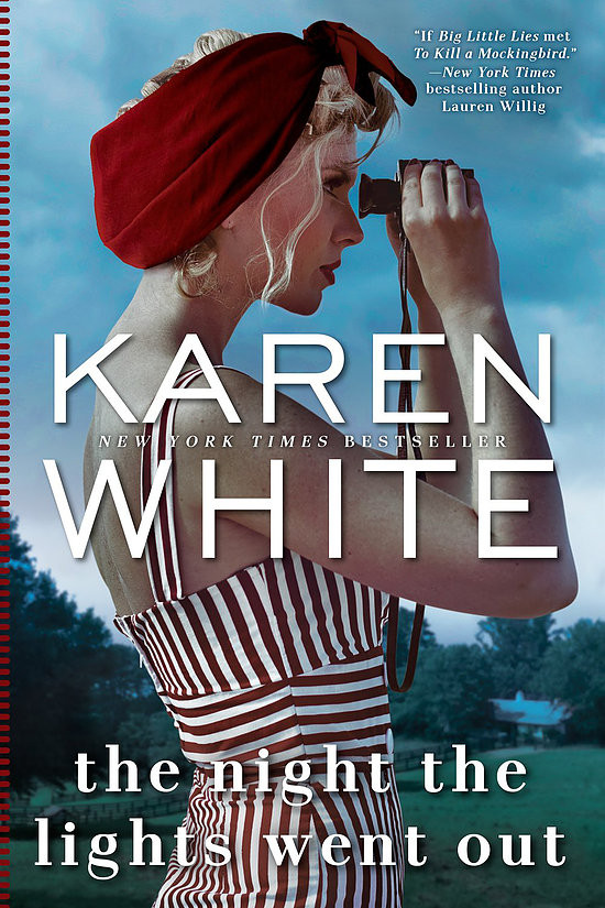 Book Giveaway: THE NIGHT THE LIGHTS WENT OUT by Karen White