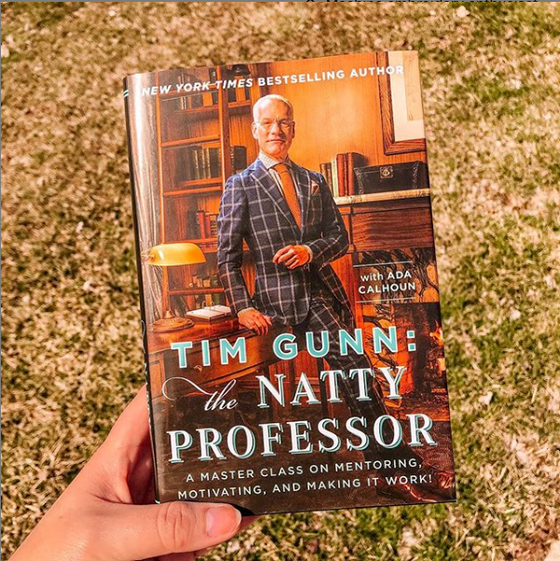 Book Review: THE NATTY PROFESSOR by Tim Gunn