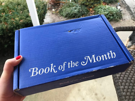Product Review: Book of the Month Club