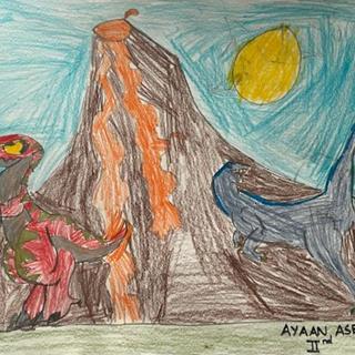 Ayaan A., 2nd Grade