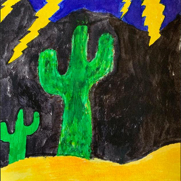 Lucas L., 3rd Grade