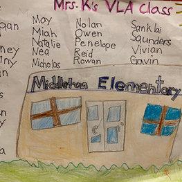 Mrs. Kirchenwitz's VLA Class 2020 by Gavin R.