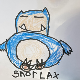 Snoring Snorlax by Sawyer S.