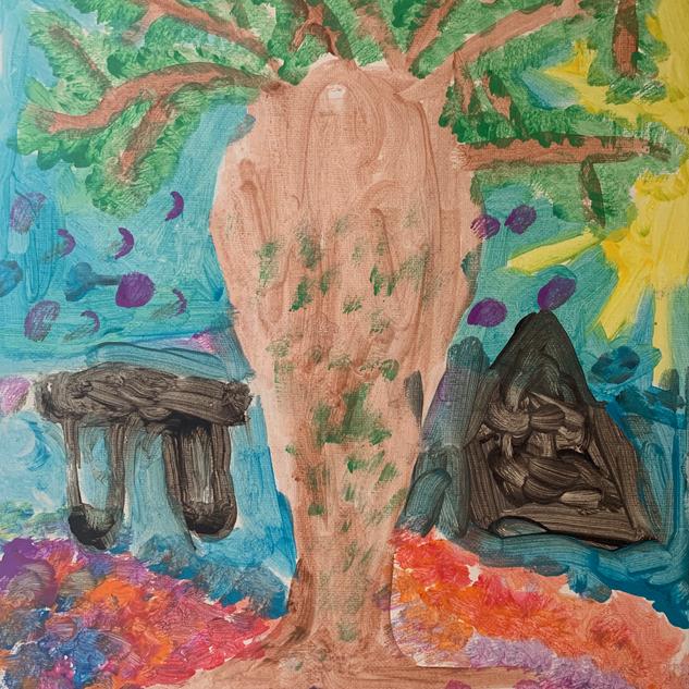 Emma T., 3rd Grade