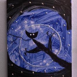 The Owl in the Dark