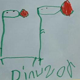 Julian Series 2: Dinosaur by Julian M.