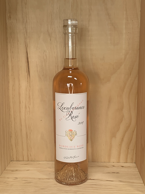 Clos Cantenac Bordeaux Rosé L'Exuberance 2019