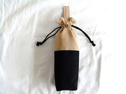 オリジナル水筒カバー(水筒入れた状態)