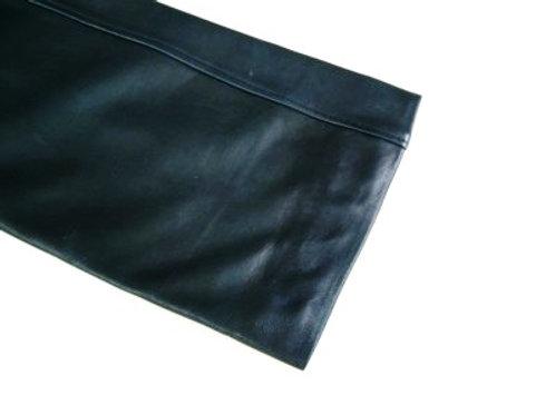 ジャケット レザー 袖丈詰め(筒袖)