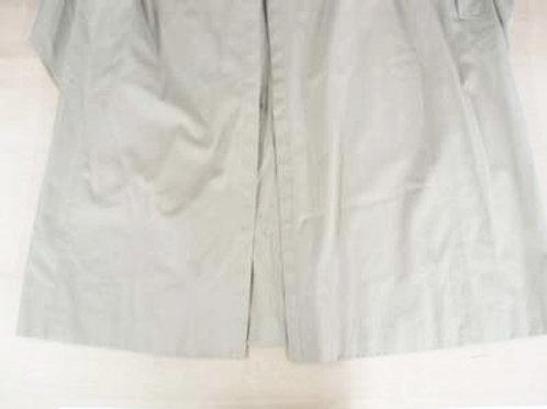 コート 着丈詰め (どんでん、ボックスプリーツ付) 表