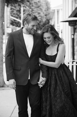 Curtis Stone & Lindsay Price ©AWW