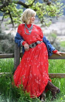Olivia Newton-John ©DeniseTruscello