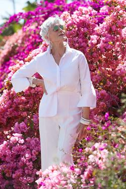 Maye Musk- © JulieAdams/AWW