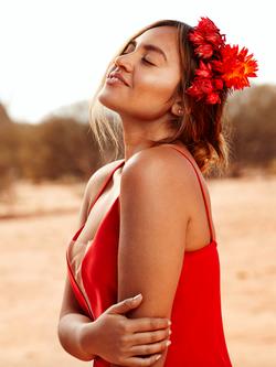 Jessica Mauboy- Max Doyle Uluru