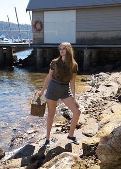 Robyn Lawley- ©Chris Colls/AWW