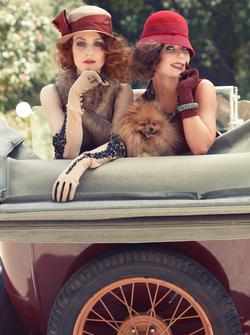 Squizzy Cast- ©Corrie Bond/AWW