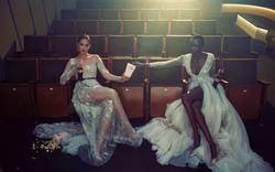 Courtney Eaton Yaya Deng- ©CBond/AWW