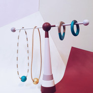 jewelry hanger - red