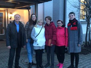 Посещение немецких школ нашими учителями