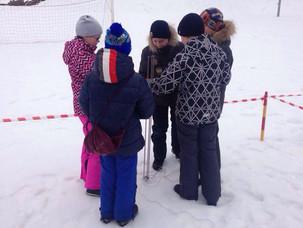 Зимнее Первенство Московской области по авиамодельному спорту в классах моделей ракетS3AиS6A