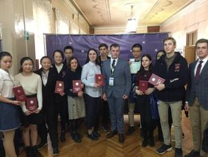 Поздравляем победителей Всероссийской олимпиады школьников по китайскому языку
