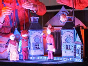 Фольклорный театр «Душегреи» в Инженерном корпусе